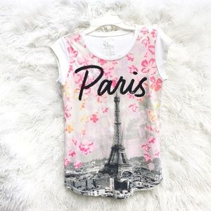 〰️Justice〰️Girls Paris top